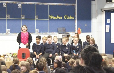 Year 5 Harvest Assembly