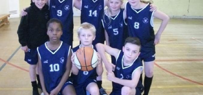 Basketball team reach competition finals