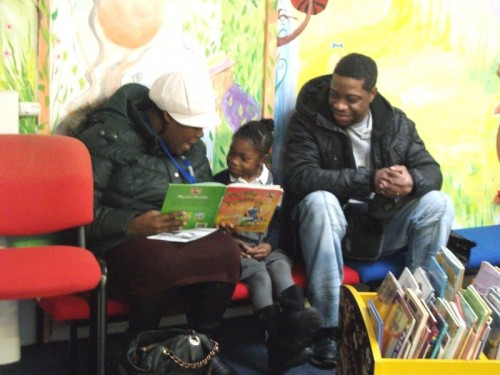 Reading is essential for all ages of children