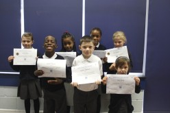 Stars Assembly celebrates achievement