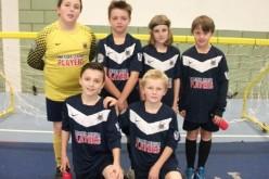 Boys 4-a-side football