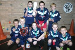 Y5 and Y6 win hockey tournament