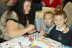 Phonics Workshop takes place for parents