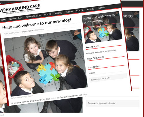 Our new blog launches