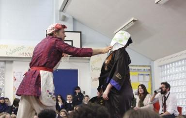 Aladdin Pantomine