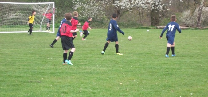 Y4 and Y5 boys reach 7-a-side finals