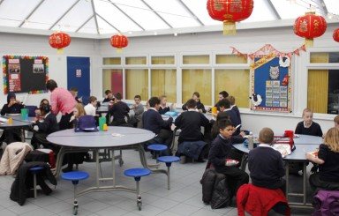 Chinese New Year Lunch 2015