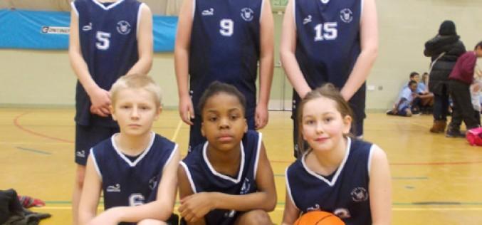 Y5 and Y6 Basketball Regional Finals