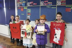 World Book Week – photos and children's work