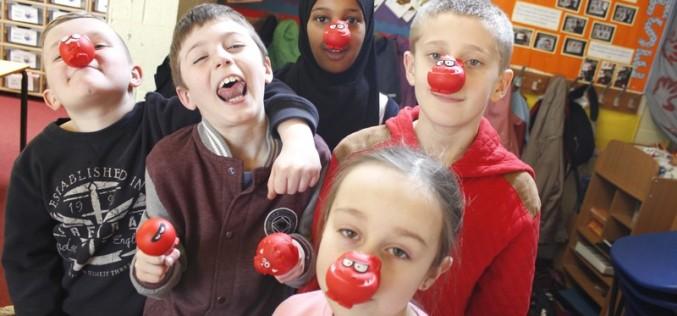 Comic Relief: Children's fun photos