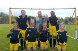 Year 5 and 6 girls football summer league