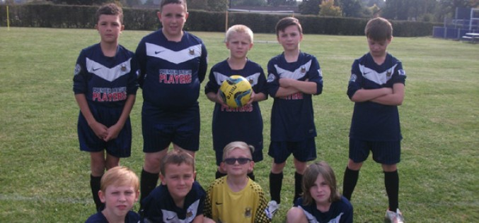 Year 5 and 6 boys finish in second place