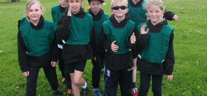 Year 4 compete in Cross Country challenge