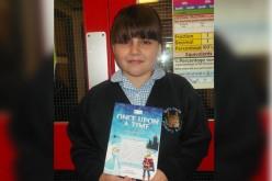 Kira wins 'Young Writer' award