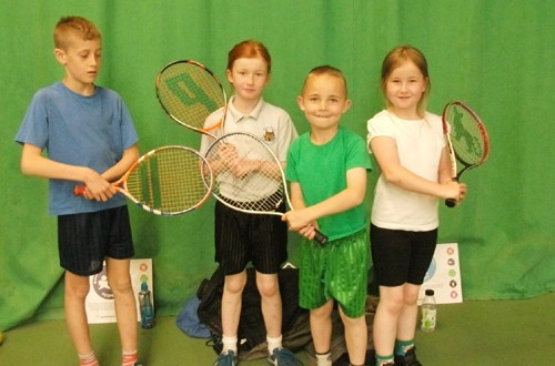 Well done to our children for taking part