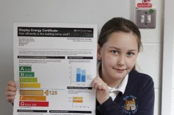 Energy certificate shows efficiency progress