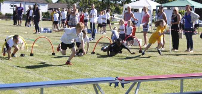 Photos of Sports Day 2015