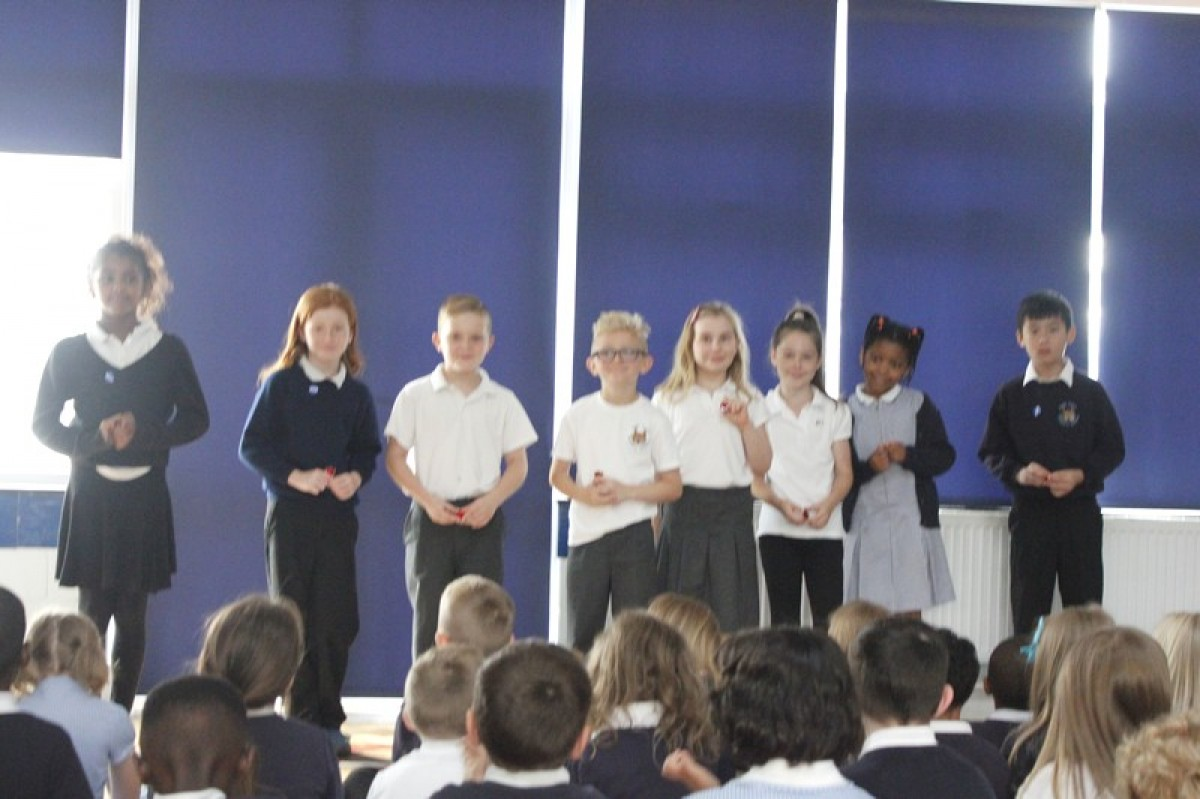 Behaviour Awards Assembly