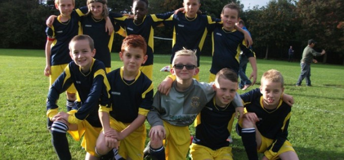 Year 5/6 boys football narrowly miss out on qualification