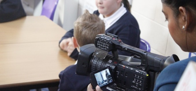 Big Centre TV film Year 6 lesson