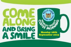 Join us for Macmillan Coffee Morning!