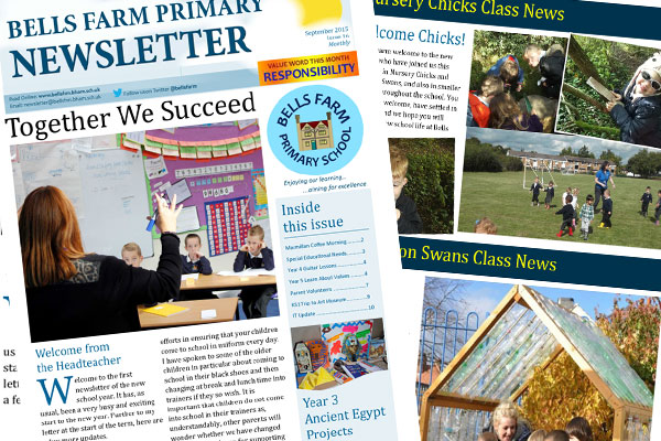 Read Online Our Latest School Newsletter  Bells Farm Primary School