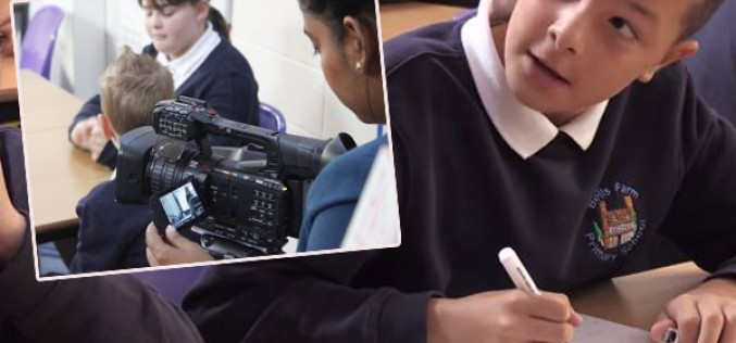 Video: Watch Year 6 filmed by local Big Centre TV