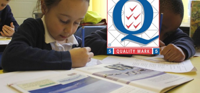 Bells Farm receive Quality Mark Award for fifth successive year!