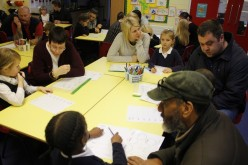 Parent workshops: e-Safety and supporting children write