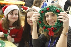 Photos: Christmas Parent Workshop