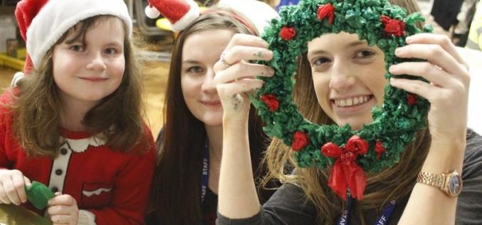 Photos: Christmas Parent Workshop