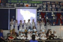 Photos: Reception Nativity Performance