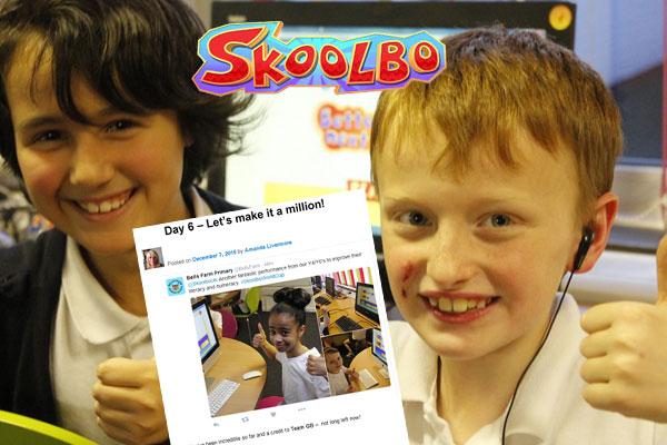 Fun, engaging learning during the Skoolbo World Cup