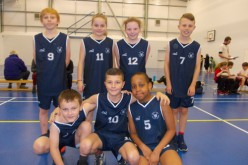 Second place for Y5/Y6 basketball team