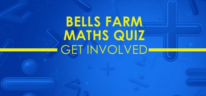 Bells Farm Maths Week Quiz