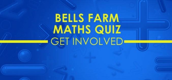 Bells Farm Maths Week Quiz