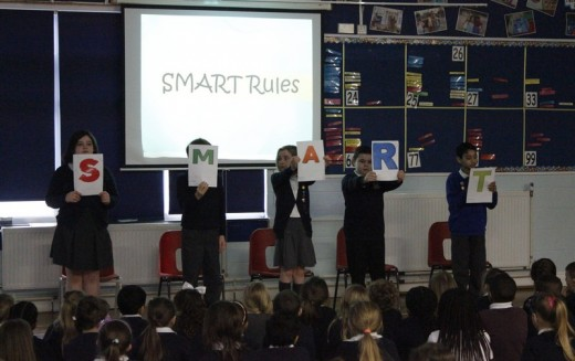 Video: Our e-Safety song performed in assembly