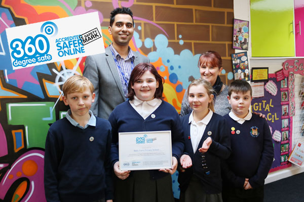 Children continue to work together with staff and parents to achieve this award