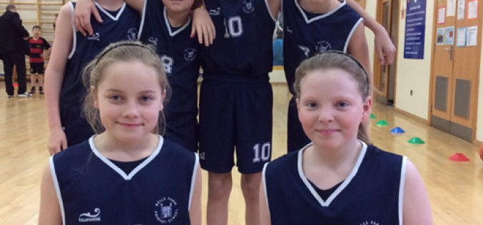 Basketball team finish fourth in tournament