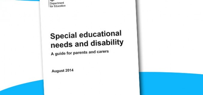 Parents guide for Special Educational Needs