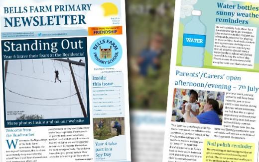 Read online our latest school newsletter