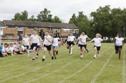 Photos of KS2 Sports Day