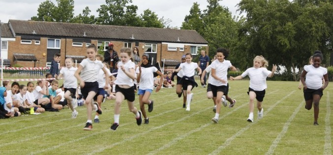 Photos of KS2 Sports Day