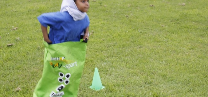 Photos of Early Years Sports Day