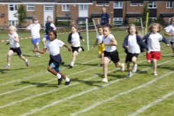 Photos of KS1 Sports Day