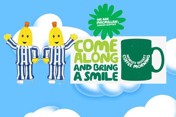 Pyjama Day for Macmillan Cancer at Bells Farm