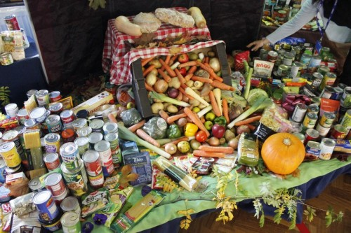 Please keep the donations coming in for our Harvest assembly