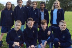 Year 6 take part in Cross Country competition