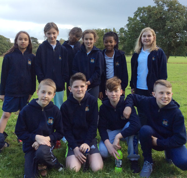 Our Year 6 children competed fantastically
