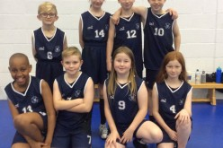 Year 5/6 basketball team finish second in group
